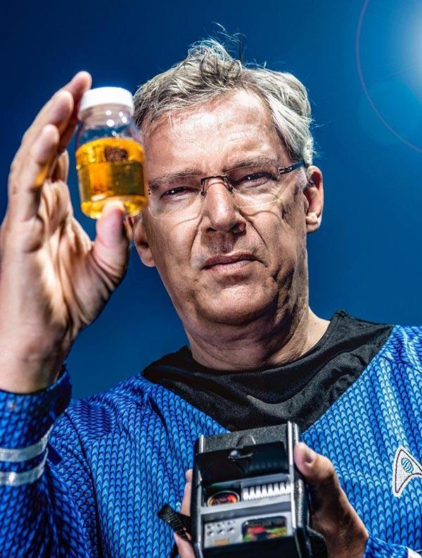 Die Medizin bei Star Trek © Magnus Heier