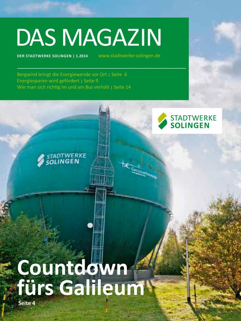 Das Magazin - Countdown fürs Galileum