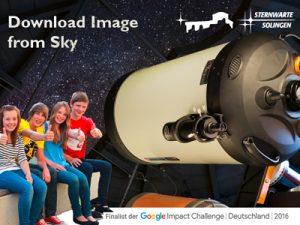Wir sind Finalist der Google Impact Challenge