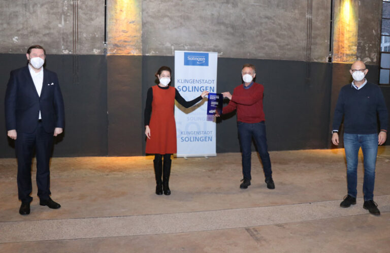 Innovationsaward Rheinland genial für das Galileum Solingen