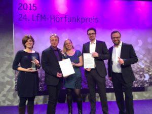 LfM-Hörfunkpreis für Stern-Taler-Spots