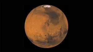 Mars - Bildnachweis: NASA/JPL