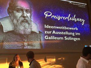 Preisverleihung für den Ideenwettbewerb bei codecentric