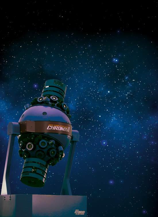 Planetariumsprojektor
