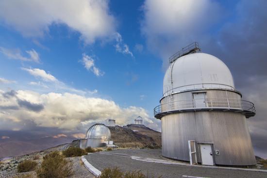 Sternwarte La Silla in der Atacama-Wüste