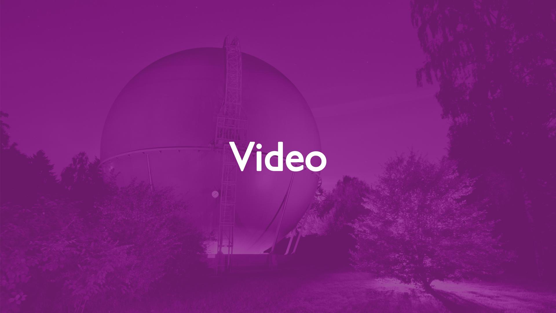 Video Splashscreen Galileum Solingen